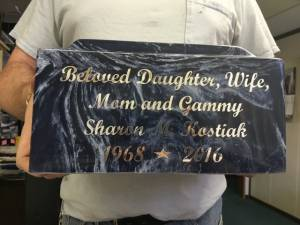 AG Peters & Son Personalized Funeral Items Shipped in NJ